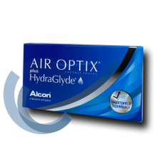 Air Optix plus HydraGlyde (6er Box)